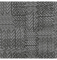 Black And Gray Abstract Seamless vector image