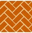 brickwork floor vector image vector image
