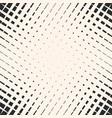 halftone geometric seamless pattern crossing line vector image vector image