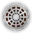 manhole 05 vector image vector image
