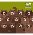 Russian national demonstration Bears came out on