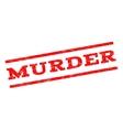 Murder Watermark Stamp
