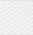 white seamless paper origami texture - abstract vector image