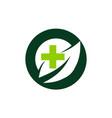 health herbal vector image vector image