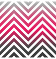 zig zag pattern in hot pink vector image vector image