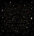 zodiac 9123 vector image