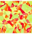 Bright geometric abstract background