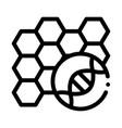 molecular nanobiotechnology biomaterial vector image