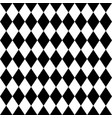 tile black and white pattern or graphic background vector image