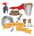 armor of god warrior jesus christ holy spirit