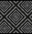 background of monochrome geometric figures vector image