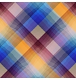 Checkered pattern with transparency vector image vector image