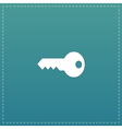 Key icon vector image vector image