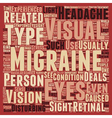 Sight to remember text background wordcloud vector image vector image
