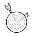 target vector image vector image