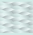 Water texture geometric seamless pattern