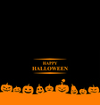 hall banner black vector image vector image