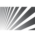 striped abstract background black and white lines vector image