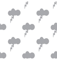 New Storm seamless pattern vector image vector image