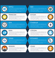 ripple and dash cryptocurrency vector image vector image
