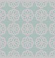 seamless abstract vintage light gray pattern vector image
