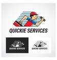 service symbol vector image vector image