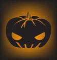 Pumpkin King vector image