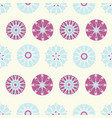 purple light yellow and baby blue christmas vector image vector image
