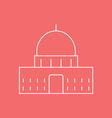 Jerusalem vector image vector image