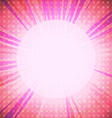 pink light background vector image