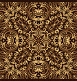 abstract ethnic ornamental background vector image