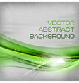 background green vector image vector image