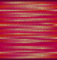 seamless knitted melange pattern vector image vector image