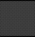 seamless pattern crosses texture vector image vector image