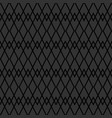 tile pattern with black and grey background vector image vector image