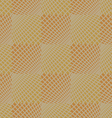 Pattern abstract grid vector image