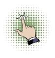 Click hand comics icon