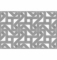 geometric seamless pattern with linear vector image
