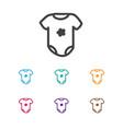 infant symbol on bodysuit