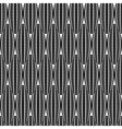 Design seamless monochrome abstract pattern vector image vector image
