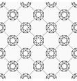Gemstone pattern vector image