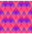 psychedelic rhombuses bright abstract decorative vector image vector image