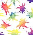 Watercolor seamless vector image
