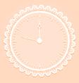 Romantic Watch vector image