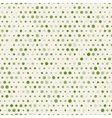 Seamless pattern with small Polka Dots vector image vector image