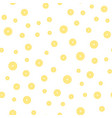 background with lemons juicy yellow lemons lemons vector image