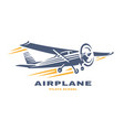 Airplane club logo