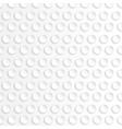 Paper Banner Design Mockup Circle vector image vector image