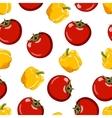 ripe pepper vector image vector image
