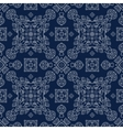 Abstract vintage geometric pattern seamless vector image